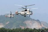 Hải quân Việt Nam lần đầu tiên có lực lượng không quân