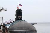 Tàu ngầm TP HCM lặn tới độ sâu 190 m