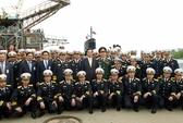 Tháng 11 tới, Việt Nam bắt đầu đào tạo thủy thủ tàu ngầm