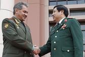 Việt - Nga đẩy mạnh hợp tác quân sự - kỹ thuật