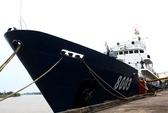 Cảnh sát biển được trang bị thêm 3 tàu tuần tra hiện đại