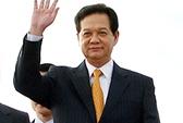 Thủ tướng dự Hội Thượng đỉnh Đầu tư-Thương mại ASEAN-Trung Quốc