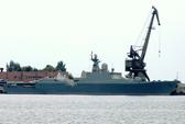 Nga đóng 2 chiến hạm tàng hình chống ngầm cho Việt Nam