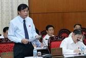 Chủ nhiệm Văn phòng QH đề cập vụ nổ súng ở Thái Bình