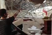 Cảnh tan hoang sau vụ nổ lớn tại nhà máy Z121
