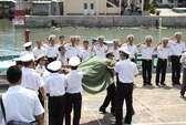 1 sĩ quan hải quân hy sinh ở Trường Sa
