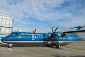 Linh cữu Đại tướng được đưa về Quảng Bình bằng máy bay ATR72