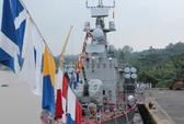 Cận cảnh Tàu Pháo - Tên lửa hiện đại của Việt Nam