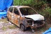 Bắt nhóm cướp, lột quần áo tài xế rồi đốt xe taxi Mai Linh