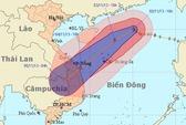 Bão Krosa giật cấp siêu bão, tiến thẳng vào miền Trung