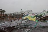 Cận cảnh thiệt hại những nơi bão Haiyan quét qua
