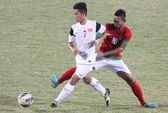 U19 Việt Nam thua trên chấm 11m