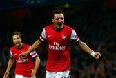 Số 10 hoàn hảo cho Arsenal