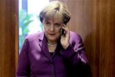 Đức nghi Mỹ nghe lén bà Merkel