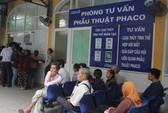 Gian lận bạc tỉ ở Bệnh viện Mắt Hà Nội?