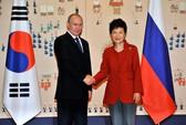 """Hàn Quốc - Nga thúc đẩy """"con đường sắt tơ lụa"""""""
