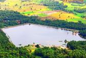 Những hồ nước trời ở núi Cấm