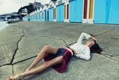 """Siêu mẫu Miranda Kerr xinh tươi qua """"ống kính"""" của chồng"""