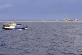 Trung Quốc cho tàu trọng tải 4.000 tấn đến Trường Sa
