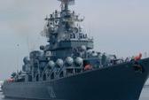 Tàu chiến Nga trên đường đến Syria