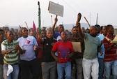 Nam Phi: Tạm gỡ bỏ cáo buộc giết người cho các thợ mỏ