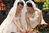 Đài Loan: Đám cưới đồng tính nữ đầu tiên ở chùa