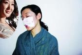 Nữ diễn viên Trung Quốc bị chó ngao cắn nát mặt