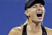 Giải Mỹ mở rộng 2012: Sharapova suýt bị loại