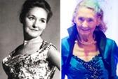 Cụ bà 80 tuổi vẫn quay lại nghề người mẫu