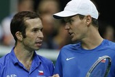 Chung kết Davis Cup: CH Czech vươn lên dẫn trước Tây Ban Nha