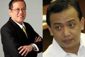 """Tổng thống Philippines bị tố phản quốc vì vụ """"đi đêm"""" Trung Quốc"""