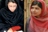 Hai nữ sinh bị Taliban bắn nhận huân chương