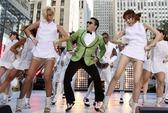 """Ca sĩ Psy hứa để ngực trần nhảy """"Gangnam Style"""""""