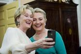"""""""Bà đầm thép"""" Meryl Streep đọ dáng cùng Hillary Clinton"""