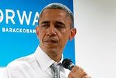Ông Obama lại rơi lệ cảm ơn cấp dưới