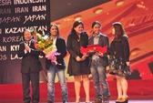 Bế mạc LHP Quốc tế Hà Nội: Thiên mệnh anh hùng giành giải BGK!