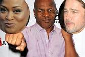 """Brad Pitt từng """"lên giường"""" vợ cũ của Mike Tyson"""
