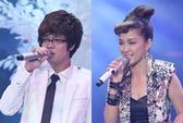 """Giọng hát Việt 2012: Đinh Hương bất ngờ """"hạ gục"""" Bùi Anh Tuấn!"""