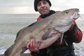 Bắt được cá tuyết nặng 13,5 kg