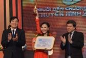 """Khánh Ly đăng quang """"Én vàng"""" 2012"""
