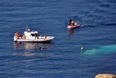 Chìm thuyền ngoài khơi Hy Lạp, 20 người chết