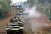 Quân đội VN diễn tập sẵn sàng chiến đấu