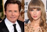 """Michael J. Fox xin lỗi vì châm chọc chuyện """"yêu đương"""" Taylor Swift"""
