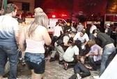 Cháy hộp đêm ở Brazil, gần 250 người chết