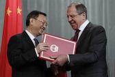 Nga, Trung Quốc phản đối dùng vũ lực với Triều Tiên