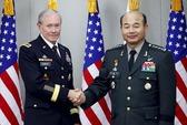 Lãnh đạo quân đội Mỹ, Hàn cảnh cáo Triều Tiên