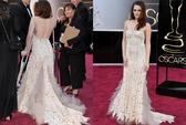 """Sao phim """"Chạng vạng"""" chống nạng đến dự Oscar 2013"""