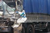 Tai nạn liên hoàn, 3 ô tô hỏng nặng