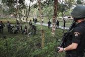 Căn cứ quân sự Thái bị tấn công, 17 người chết