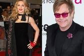 Elton John và Madonna chấm dứt khẩu chiến